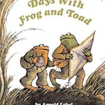 Days With Frog and Toad I Can Read 25 Annual