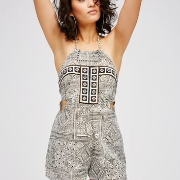Free People Finn Romper