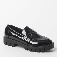 Sixty Seven Grommet Patent Leather Loafers at PacSun.com