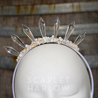 Mermaid crown - queen - tiara.