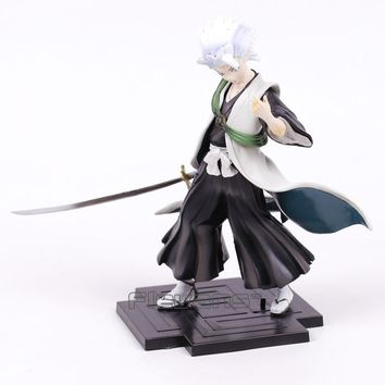 Bleach Hitsugaya Toushirou Action Figure Collectible Model Toy