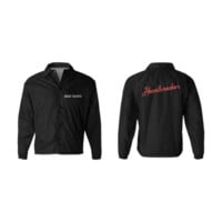Heartbreaker Windbreaker, Black from Bad Suns
