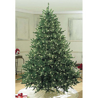 Walmart: Queens of Christmas Pre-Lit Sequoia Tree with Pure White Lights