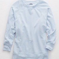 Aerie City Sweatshirt, Dusty Sage