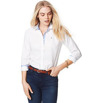 CLASSIC OXFORD SHIRT | Tommy Hilfiger