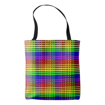 Rainblown Tote Bag