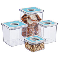 Square Perfect Seal™ Canisters