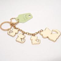 Here Kitty Kitty Keychain