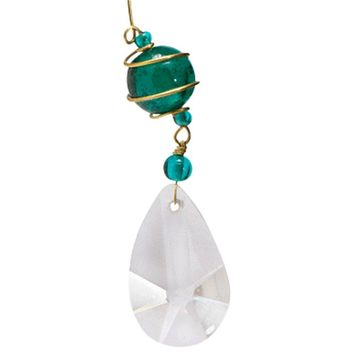 Crystal Holiday Ornament