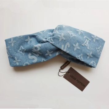 Louis Vuitton LV Monogram Headband