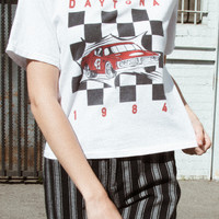 Aleena Daytona 1984 Top - Short Sleeves - Prints - Graphics