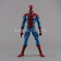 "Spiderman Toys Marvel Superhero The Amazing Spider-man PVC Action Figure Collectible Model Toy 8"" 20CM Free Shipping HRFG255"