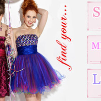 Prom Dresses | Unique 2013 Prom Dress Long and Short | Formals