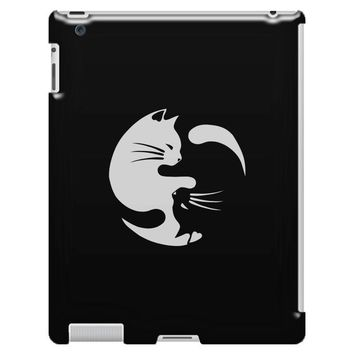 cat iPad 3 and 4 Case