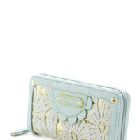 Betsey Johnson Having a Field Daisy Wallet | Mod Retro Vintage Wallets | ModCloth.com