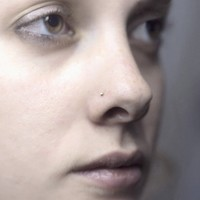Sterling Silver Nose Ring - Small Stud