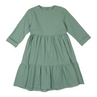 Tikie Studio Girls' Peasant Dress