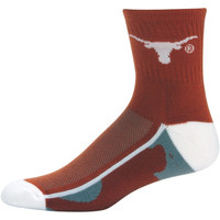 Texas Longhorns Zoom Socks – Burnt Orange
