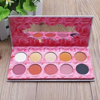 Losangels 10-color Eye Shadow [501354201103]