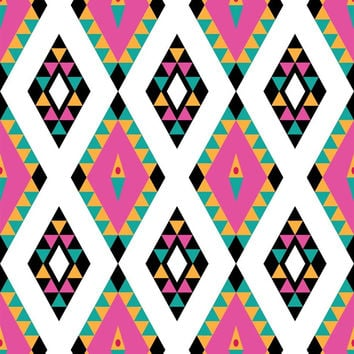Cutieful Compression Socks {Geometric Aztec}