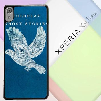 Coldplay Ghost Stories F0857 Sony Xperia XA1 Ultra Case