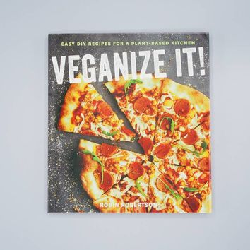 Veganize It! by Robin Robertson - The Herbivore Clothing Co.
