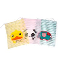 2Pcs Waterproof Lovely Travel Makeup Pouch Toiletry Storage Organizer Cosmetic Bag 71748