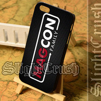 Magcon Boys Family Logo - iPhone 4/4s/5/5s/5c Case - Samsung Galaxy S3/S4/S3-mini Case - Black or White