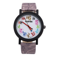Gift Awesome Trendy Designer's Great Deal Stylish Good Price New Arrival Hot Sale Couple Quartz Watch [4933060740]