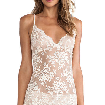 Only Hearts Georgia Chemise in Cream