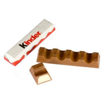 Kinder Chocolate Bars (6)