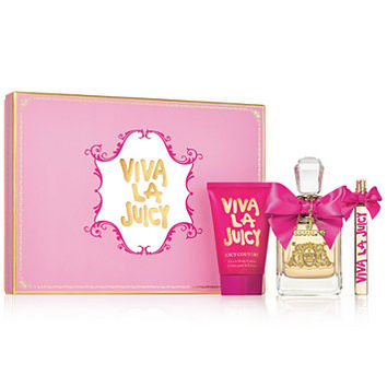 Juicy Couture 3-Pc. Viva La Juicy Gift Set | macys.com