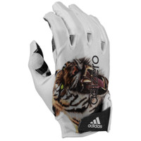 adidas Uncaged Receiver Gloves - Men's at Eastbay