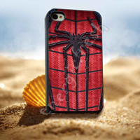 Spiderman Logo - for iPhone 4/4s, iPhone 5/5S/5C, Samsung S3 i9300, Samsung S4 i9500 *ENERGICFRESH*