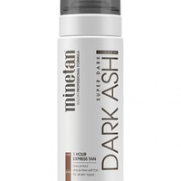 MineTan - Dark Ash Self Tan Foam 200mL Produced By SHOWPO
