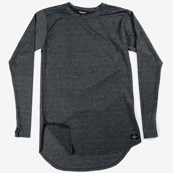 Layering Ninja Tee L/S (Tech Grey)