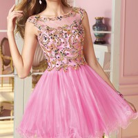 Alyce Sweet 16 3579 Dress