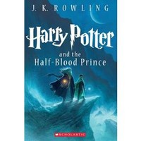 Harry Potter and the Half-Blood Prince (Reprint) (Paperback) (J. K. Rowling)