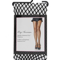 Geo-Cut Fishnet Tights