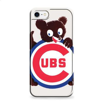 Chicago Cubs cute logo iPhone 6 | iPhone 6S case