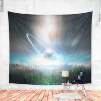 Death cup Wall tapestry