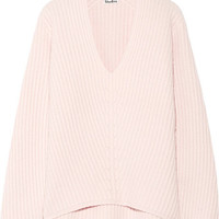 Acne Studios - Deborah ribbed wool sweater