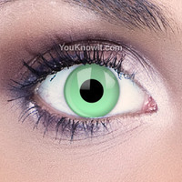 Costume Contact Lenses | Witch Eye Contact Lens