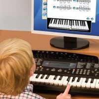 The Only Skill Assessing Children's Piano Tutor - Hammacher Schlemmer