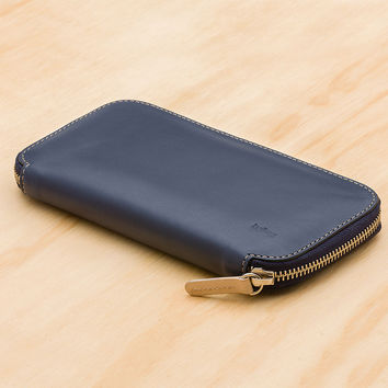 Carry Out Wallet Blue Steel