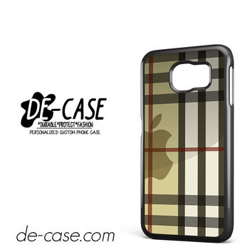 Burberry Inspired DEAL-2191 Samsung Phonecase Cover For Samsung Galaxy S6 / S6 Edge / S6 Edge Plus