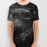 Once upon a tree All Over Print Shirt by HappyMelvin