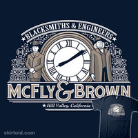 McFly & Brown Blacksmiths