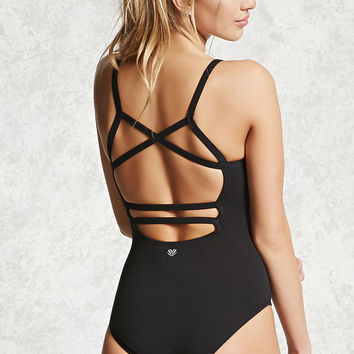 Active Strappy Back Bodysuit