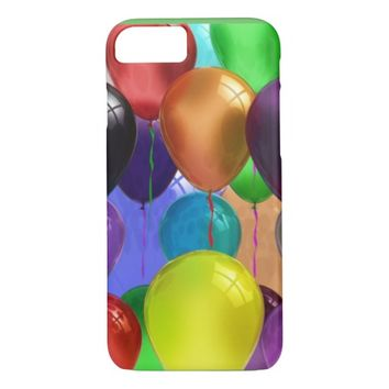 Balloons iPhone 8/7 Case